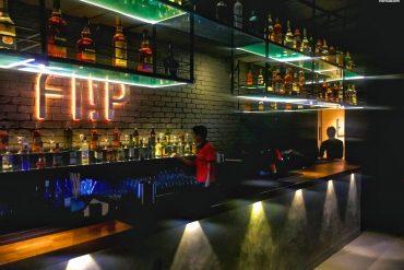 the flip bar, the flip bar kandivali east, food review, onlyprathamesh